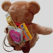 体重ドール 防災TEDDYちゃん
